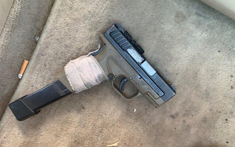 Illegally modified gun, paraphernalia, narcotics found during traffic stop in Vallejo
