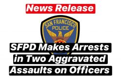 Three arrested in two assault incidents