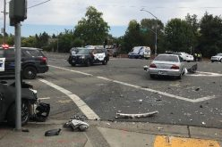 Santa Rosa man injured after colliding with other car while fleeing from police