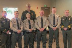 Tuolumne County Sheriff's Department welcomes four new deputies