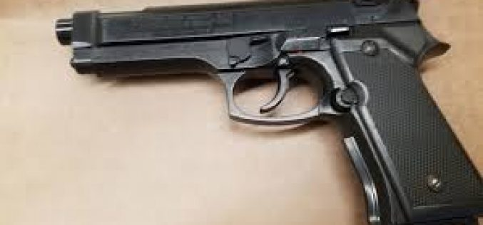 Report of Fake Gun Leads to Warrant Bust