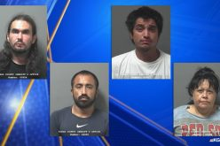 Residential Burglary Suspects Arrested After Flat Tire Forces Them To Pull Over