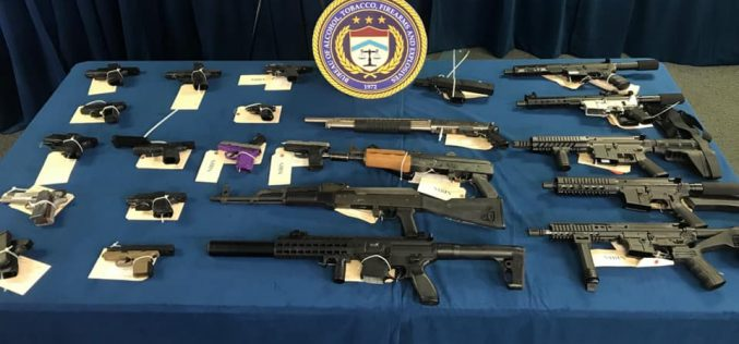 Major Gang Operation Nets 31 Arrests Including 11 Individuals Charged with Murder