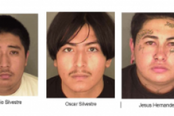 Multiple gang members arrested after reports of gunshots on Tide Avenue in Monterey
