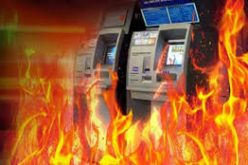 Grocery Store Clerk Arrested on Suspicion of Setting Bank ATMs on Fire