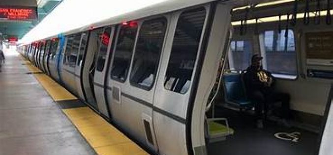 A Usual Suspect is Arrested for Allegedly Stabbing a BART Train Passenger