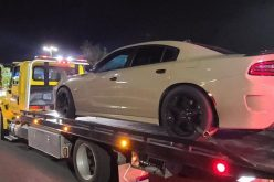 Lodi Police break up unlawful car show in Walmart parking lot