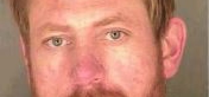 Man high on meth unsuccessfully tries to outrun cops
