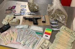 Pair arrested with drugs, guns, EDD cards and $18,000