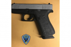 Man on scooter allegedly discards gun, other items while being chased by police