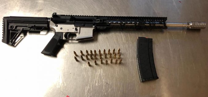 Lodi: Man arrested on suspicion of negligent discharge of illegal gun