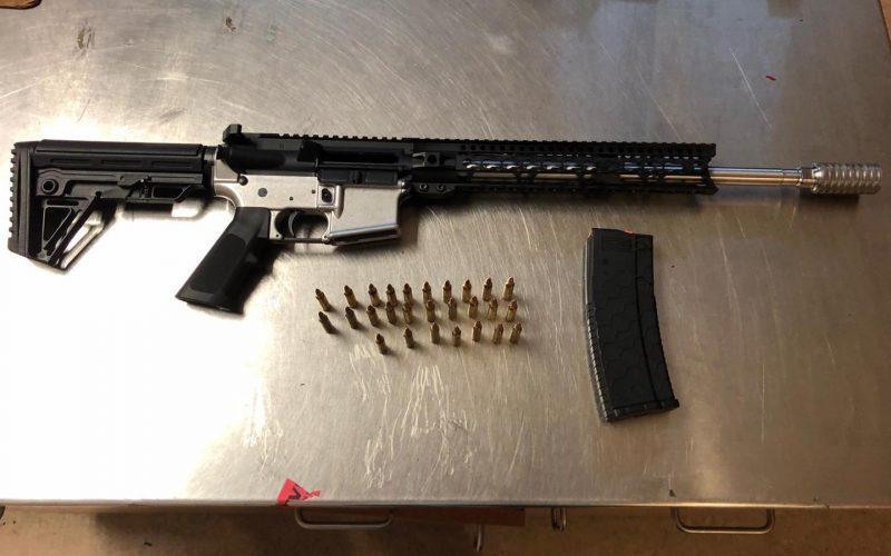 Lodi: Man arrested on suspicion of negligent discharge of illegal gun