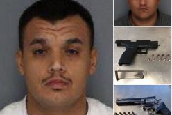 Two arrested with guns and drugs in Lodi