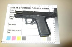 Another gun, another felon off the streets