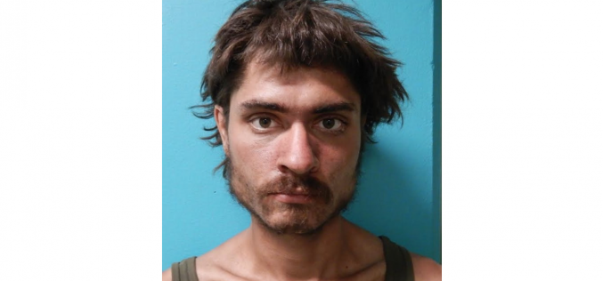 Man allegedly tried to start fire in Sonora, arrested on suspicion of arson