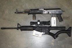 Placer County detectives serve search warrant, make illegal firearm arrest