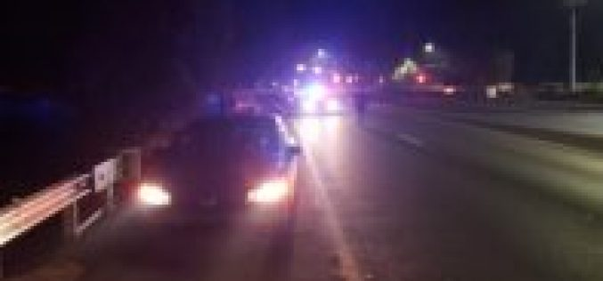 Redding pedestrian struck by motor vehicle sustains major injuries