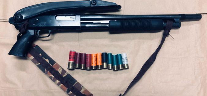 Proactive gang patrol leads to gun & drug arrest in Bakersfield