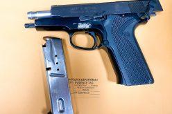 Traffic Stop Leads to Arrest & Seizure of Loaded Firearm