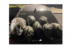 Stockton Police: Firearms and narcotics found during enforcement stop