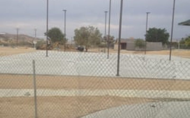 Two People Arrested for Unlawful Discharge of a Firearm at a Park in Yucca Valley