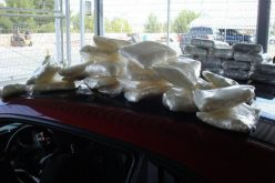 USBP Seizes More Than 100 Lbs. of Hard Narcotics