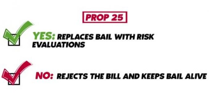 "United Reporting says ""No on Prop 25"""