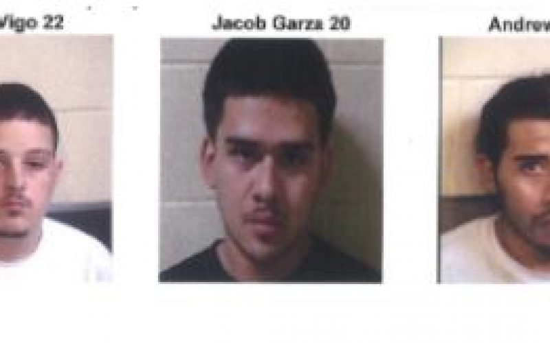 Three Arrested For Attempted Robbery