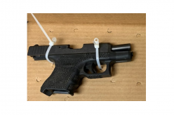 Corning Police: Officers find discarded gun, arrest suspect who returned to look for it