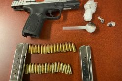 Lincoln Police: Gun, narcotics, paraphernalia found during enforcement stop