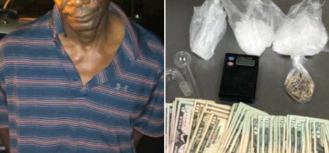 Merced Police Arrest Man for Transportation and Sales of Narcotics