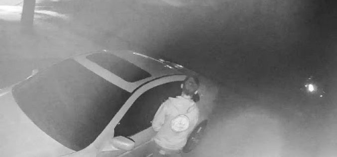 Folsom car burglary suspect arrested after being caught on home surveillance