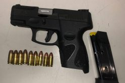 Troubled man surrenders gun and self