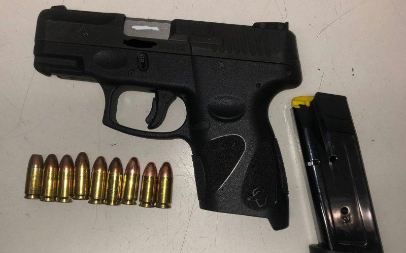 Troubled man surrenders gun and self