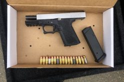 Stockton: Two traffic stops, three arrests, multiple weapons charges