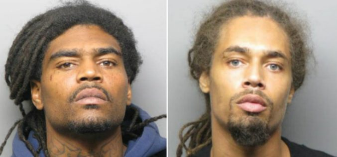 Brothers Held for $3.45 Million Bond, Charged with Sexual Assault and Robbery