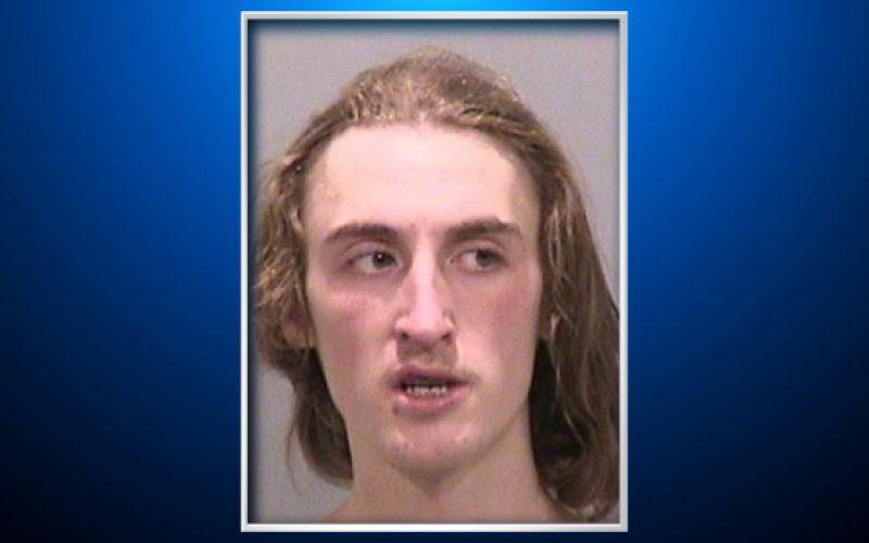 Man Caught Climbing Through a Window Arrested for 3 Burglaries