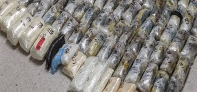 El Centro Sector Has Seen an Increase of Over 500% in Narcotics Seizures