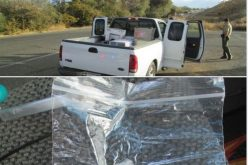 Expired registration on truck carrying meth and pipe