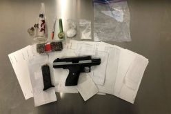 Counterfeit Checks, A Loaded Gun, and Drugs – Two Nabbed at Motel 6