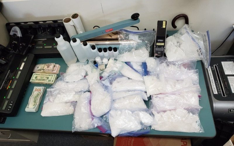 San Francisco Police: Man arrested, $100K in narcotics seized