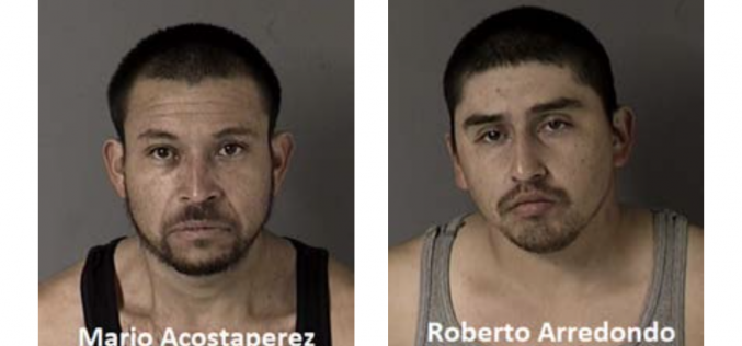 Two arrested after Hollister Police alerted to suspected prowler