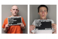 Modoc County inmates face new charges in botched escape attempt