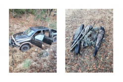 Redding Police investigating theft of vehicle, guns