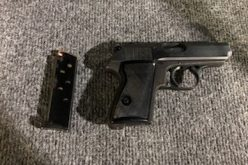 DUI driving with a loaded gun