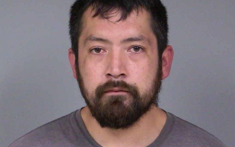 Hoopa attempted murder / arson arrest