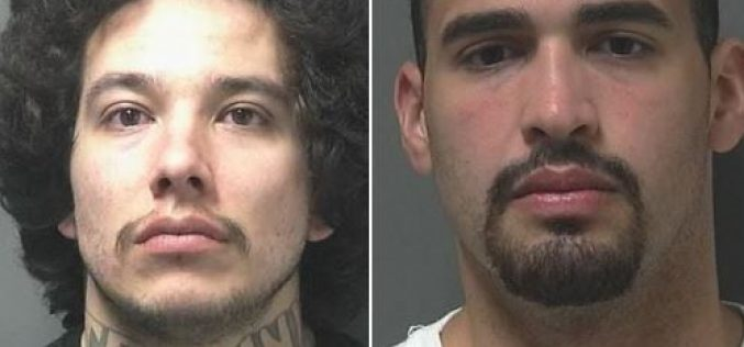 Two Arrested After Shots Fired Into Occupied Residence