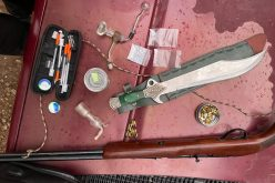 Calaveras County: Weapons, ammo, paraphernalia, and more discovered during enforcement stop
