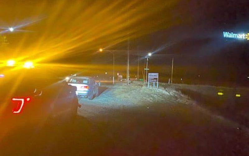 K9 Zidan helps uncover meth in car