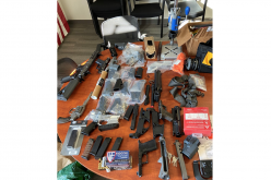 """Police discover """"substantial amount"""" of guns, drugs, and money in Roseville hotel room"""